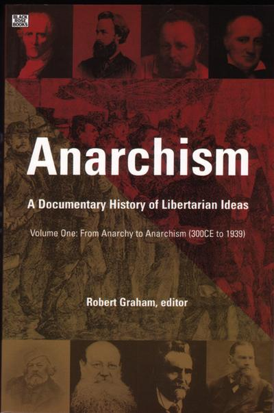 anarchism volume 1