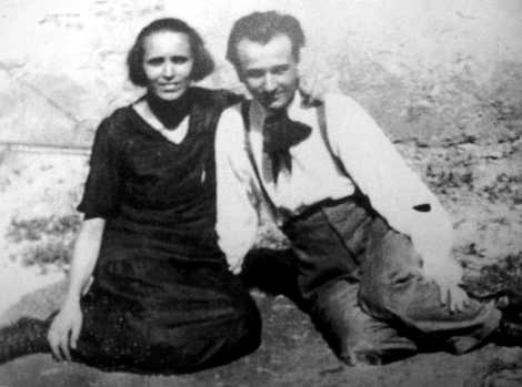 Giovanna & Camillo Berneri