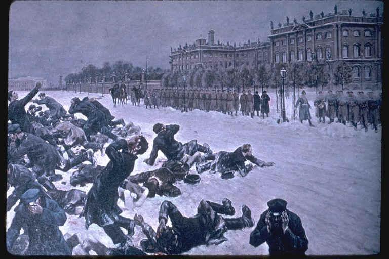 Russian Revolution 1905 (4/6)