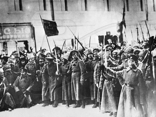the bolshevik revolution of october 1917 essay The russian revolution is dated to november 1917 (october 1917 on the russian calendar), when bolshevik party forces took over the government offices in petrograd.