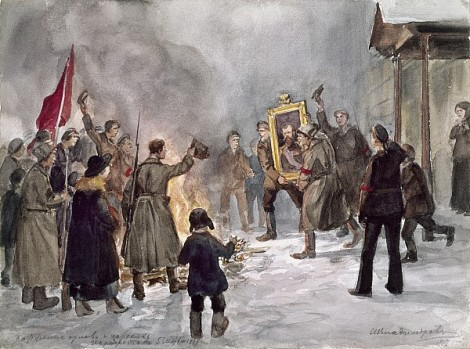 Image result for february revolution russia