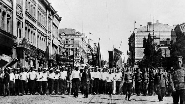 Russian Revolution 1917 (5/6)