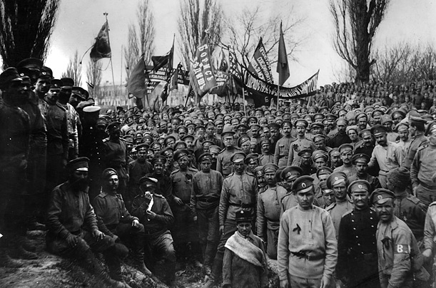 what were the causes of the russian revolution in march 1917 essay