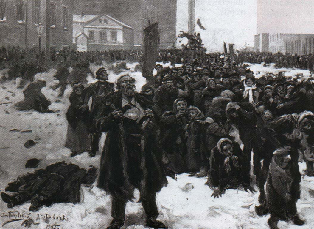 russian revolution 1905 There were many causes of the 1905 russian revolution in which some can be traced back to 1861 under the rule of czar alexander ii and his series of reforms, such as, the emancipation of the serfs, and creating the zemstva1.