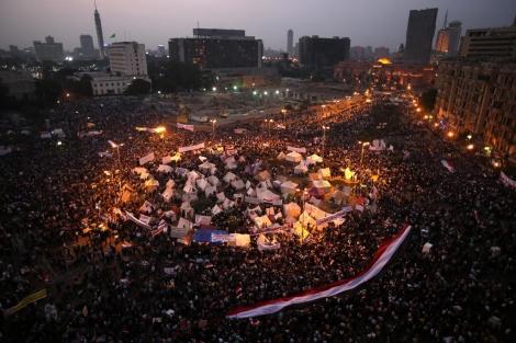 Tahrir Square November 2012