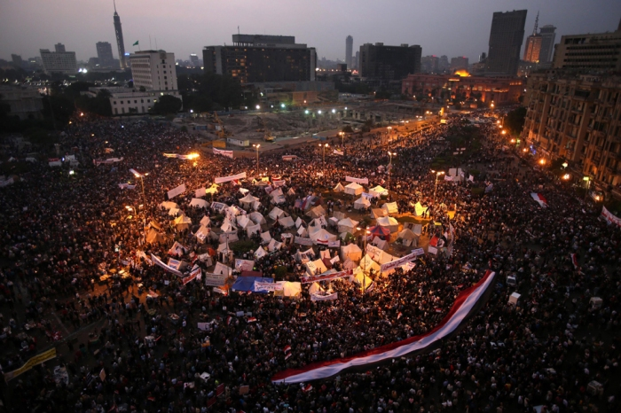 Tahrir Square November 2012