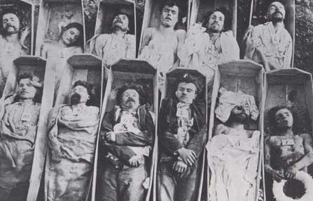 Executed Communards