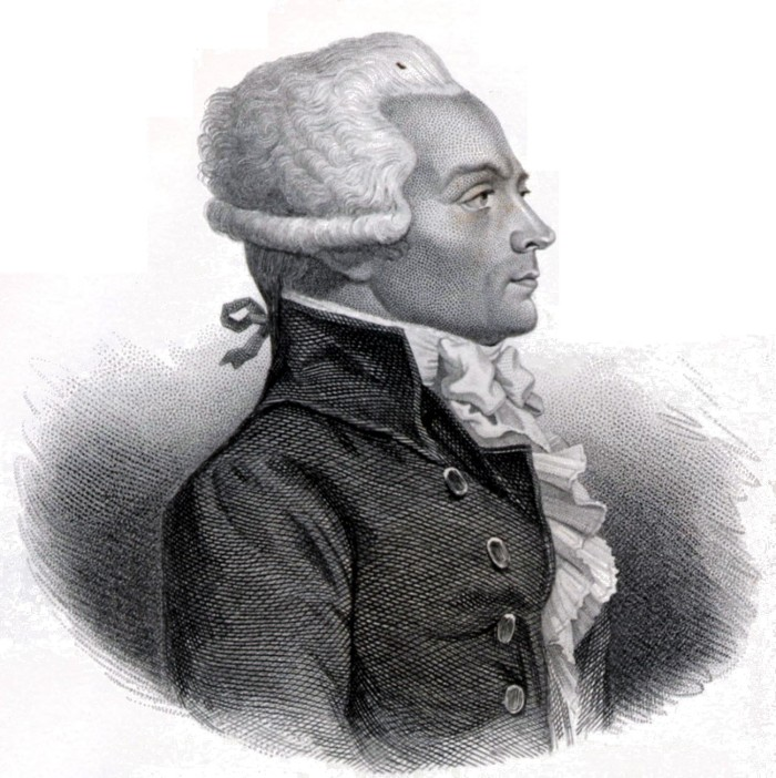 Robespierre - the original Jacobin