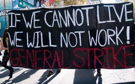 From the General Strike to the Social Revolution
