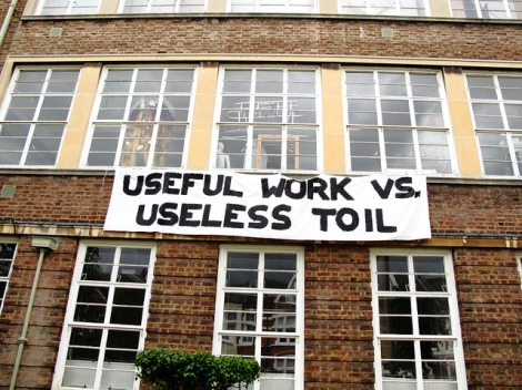 Useless work