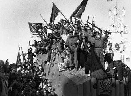 Anarchist Social Revolution in Spain