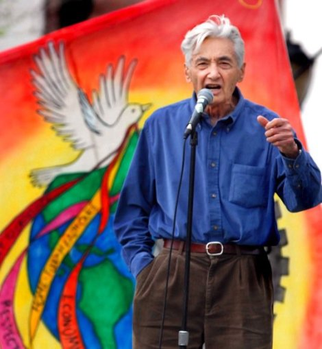 Howard Zinn: The Art of Revolution