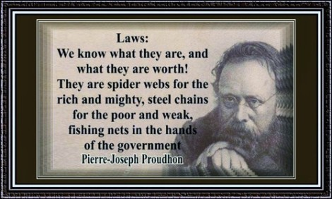 proudhon law