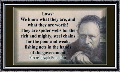 proudhon law