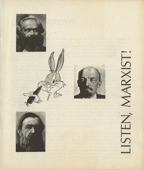 1969 Bookchin Pamphlet