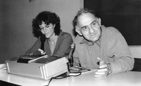Bookchin in Lyon 1984