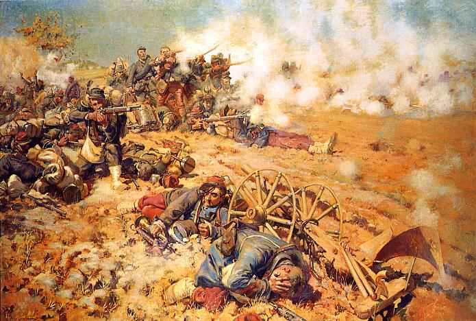 defeat in war. paris commune 1871 francoprussianwarfrenchdefeat defeat in war t