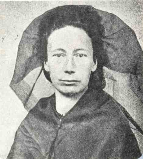 Louise Michel Before the Military Tribunal