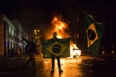 Brazil protest V