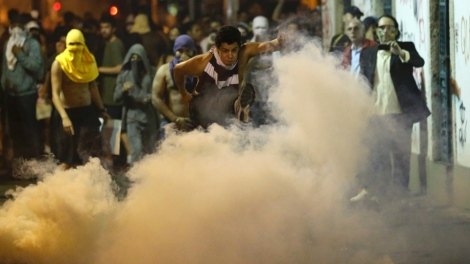 Protest & Revolt in Brazil