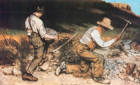 Courbert: The Stone Cutters