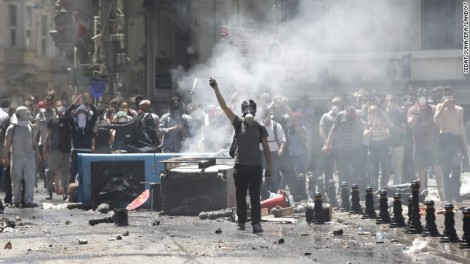 Turkish Revolt