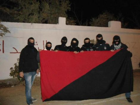 Egyptian anarchists