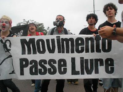 Brazil MovimentoPasseLivre