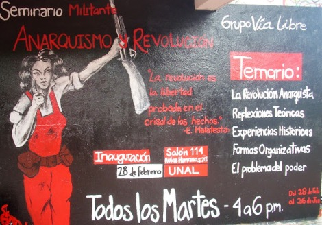 Anarchism and Revolution in Colombia