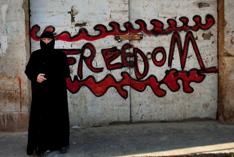 Freedom for the Syrians