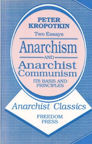 Kropotkin A pamphlet