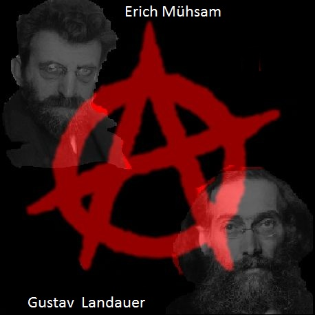 landauer and muhsam anarchisten