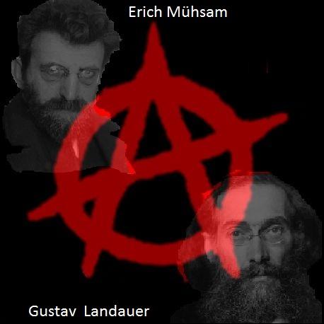 landauer and muhsam anarchisten
