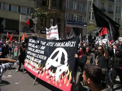 turkish anarchists