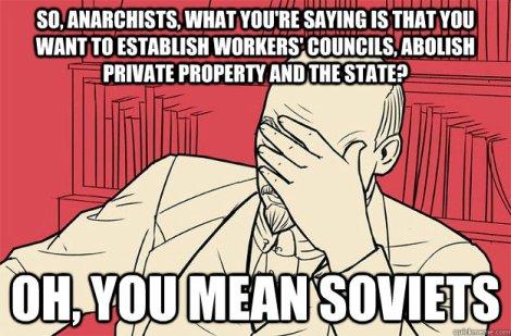 Soviets lenin
