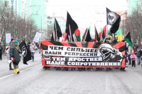 autonomous action march