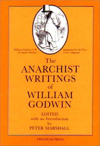 Anarchist Writings Godwin