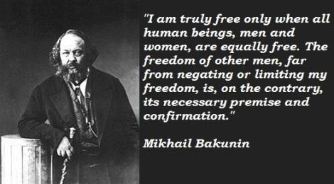 Bakunin Bicentennial 2014