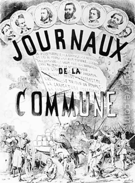 Paris commune journal