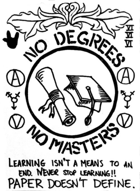 education no masters