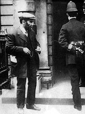 Malatesta at the Magistrate's Court