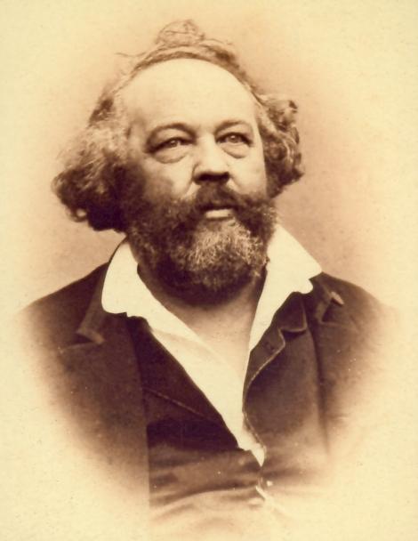 Michael Bakunin (1814-1876)