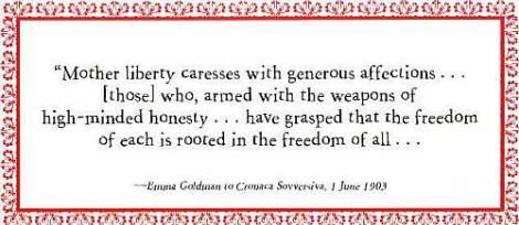 goldman quote
