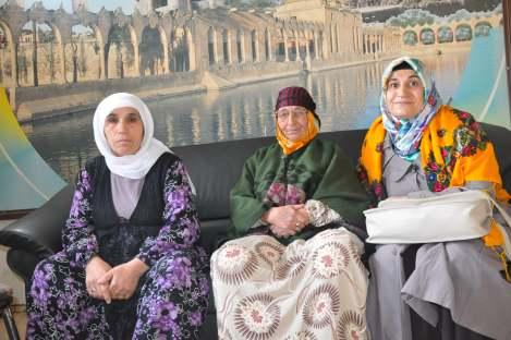 Rojavan women