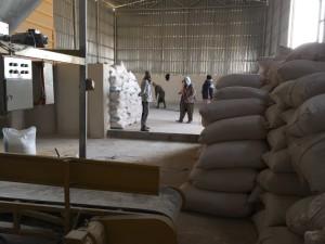 Flour mill in Tirbesiye