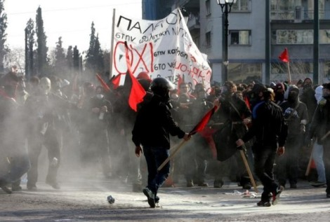 Greek anarchists