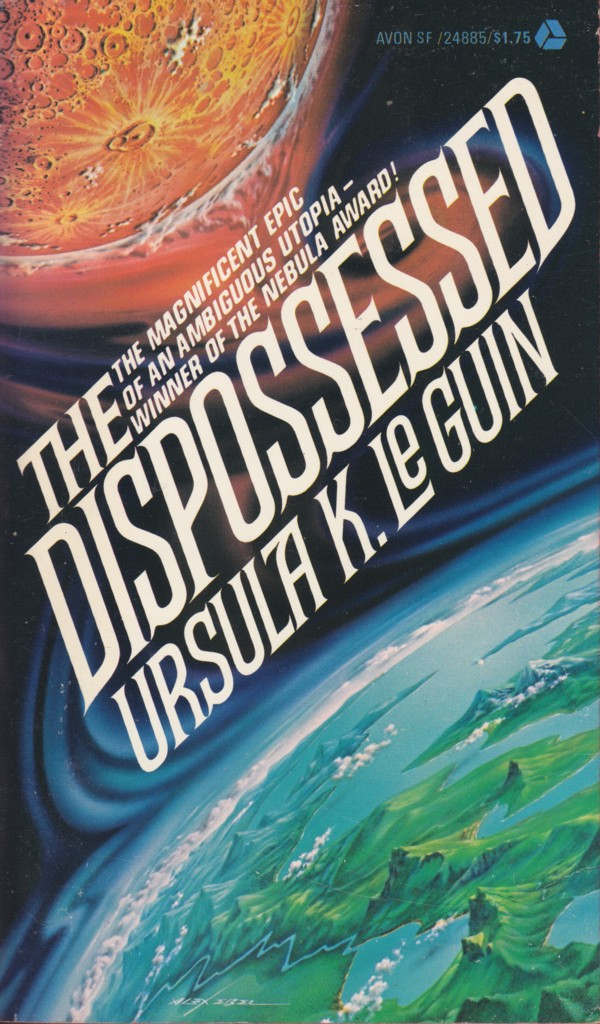 the dispossessed by ursula le guin essay This sample ursula k le guin essay is published for informational purposes the dispossessed (1974) ursula le guin works not with a theology but with an.