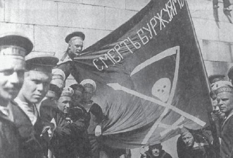 Russian anarchist sailors