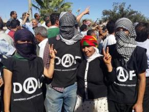 Image result for murray bookchin.. municipal anarchism in Rojava