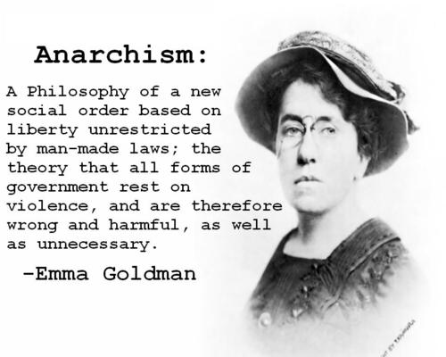 Emma goldman anarchism and other essays